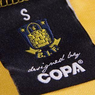 Brøndby IF 1980's Retro Football Shirt by COPA