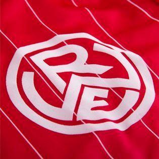 Rot-Weiss Essen 1985 / 1986 Retro Football Shirt by COPA