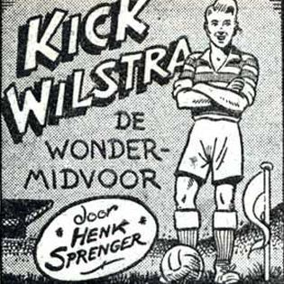 Kick Wilstra Vintage T-shirt by COPA