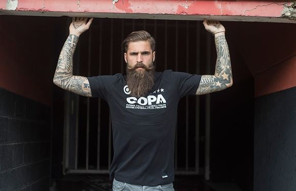 COPA 'Designed by...' T-shirts collection