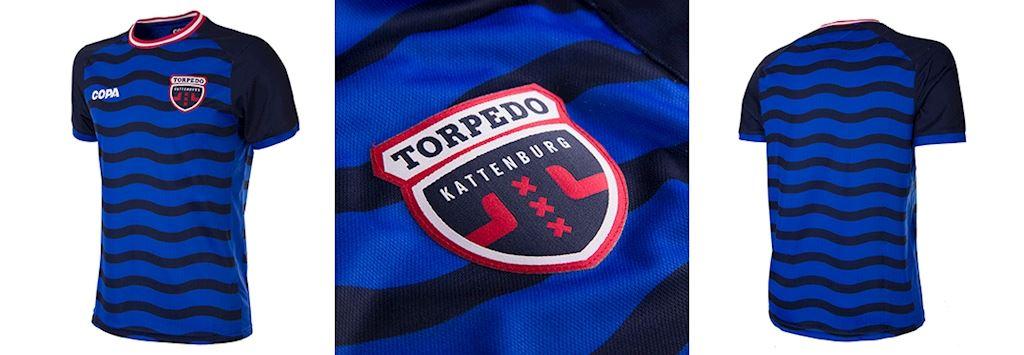 TORPEDO KATTENBURG 1