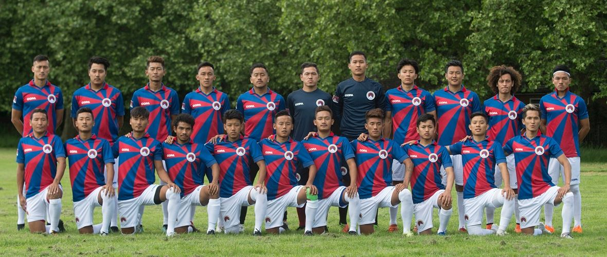 Tibet National Football Team Collection | Shop | COPA