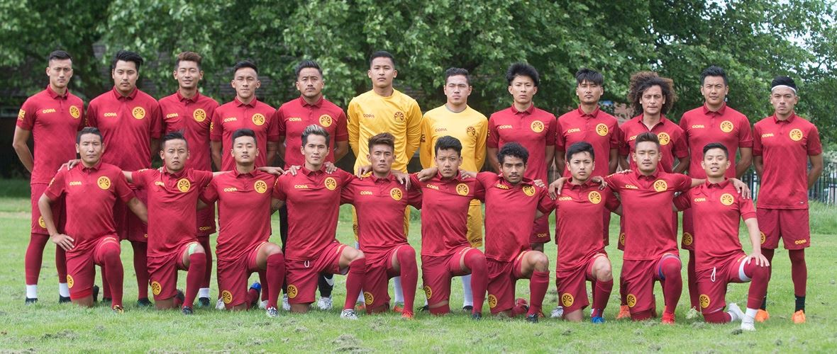 Tibet National Football Team Collection | Shop | COPA